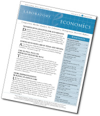 sample Laboratory Economics Newsletter