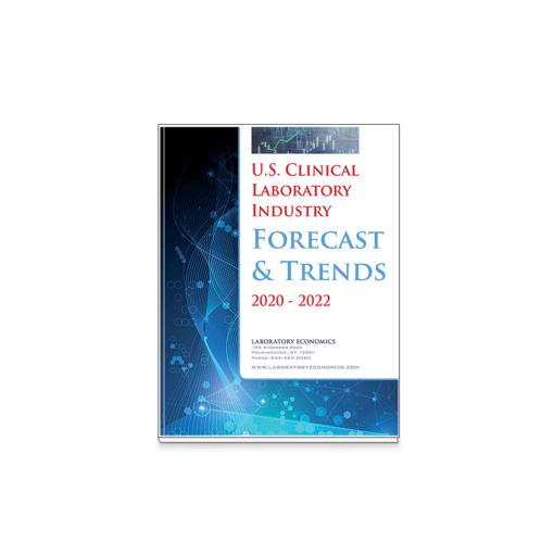 U.S. Clinical Laborartory Industry Forecasts & Trends (2020-2022)