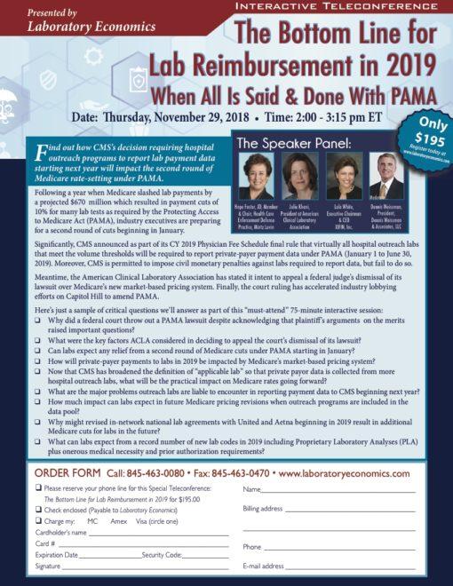 11-29-18 PAMA Teleconference